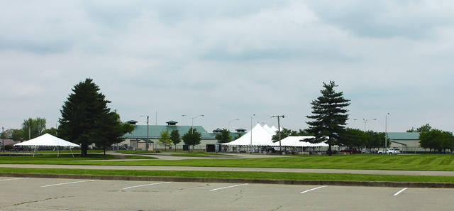 File photo Hamvention was held at the Greene County Fairgrounds for the first time Friday, May 19 — Sunday, May 21. Now the fairgrounds is gearing up for the Greene County Fair.