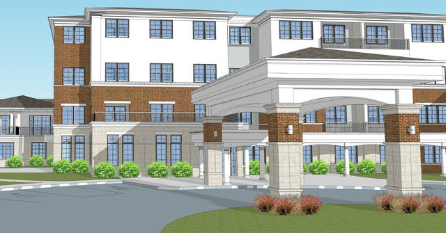 Submitted photo An artist's rendering of the Grand of Sugarcreek.