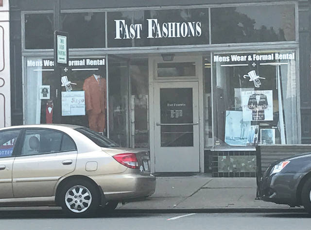 Scott Halasz | Xenia Gazette Fast Fashions has been operating in downtown Xenia since 1984.