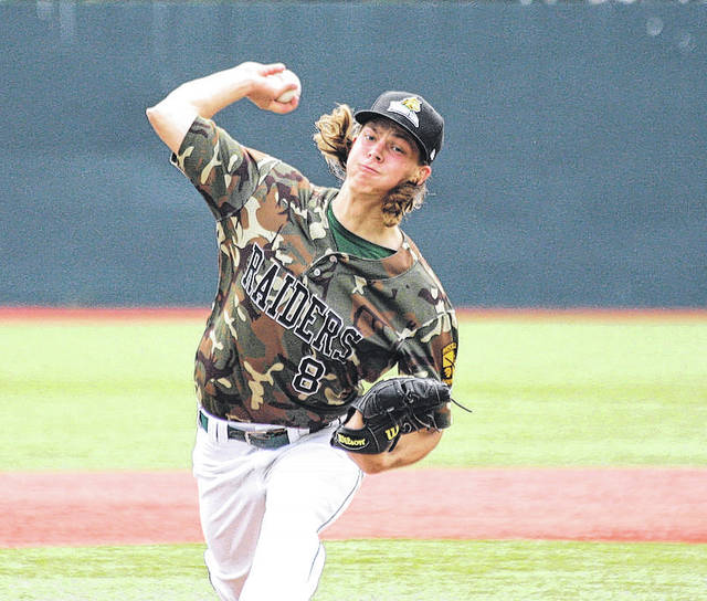 Submitted photo Wright State University sophomore pitcher Caleb Sampen will represent the Horizon League at the NCAA Leadership Development Forum, Nov. 16-19 in Washington D.C.
