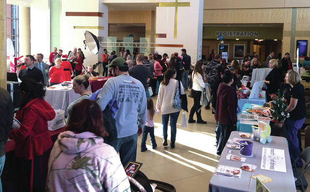 File photo Soin brings education and fun to annual baby fair.