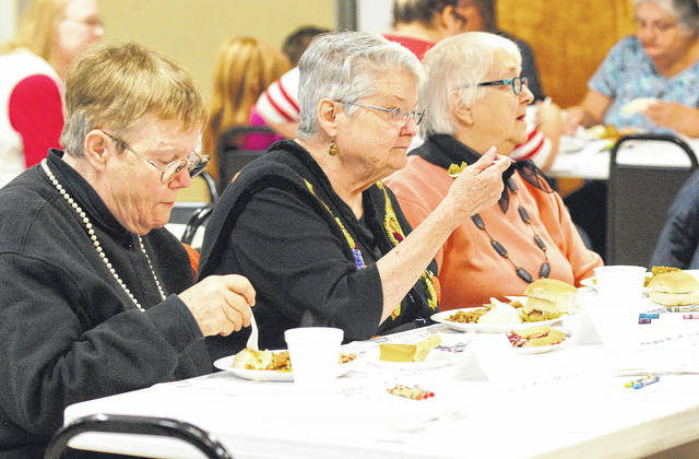 File photo The Xenia Adult Recreation and Services Center will be the location of the annual free Thanksgiving meal.