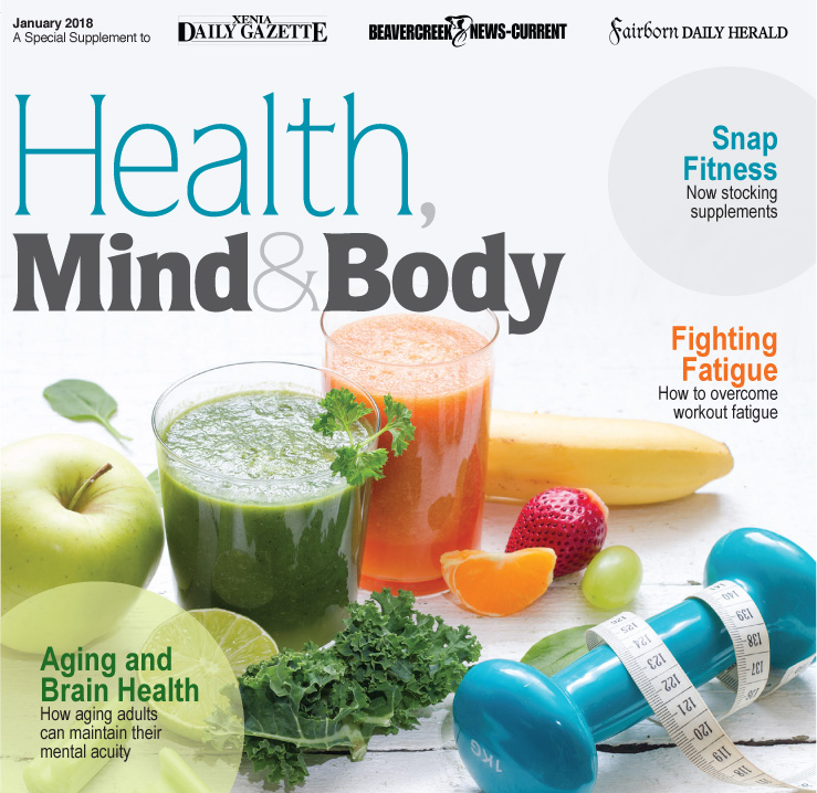 Health, Mind & Body January 2018