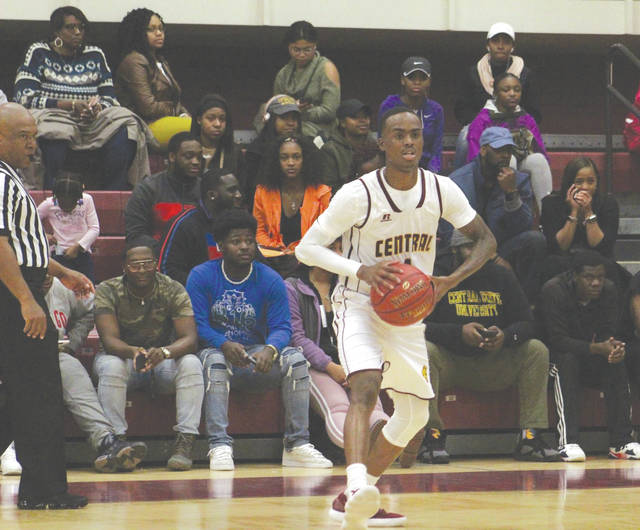 Davone Daniels scored 17 second-half points in Central State's road loss to Shawnee State University, Jan. 8 in Portsmouth.