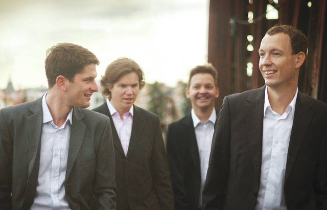 Submitted photo Bennewitz String Quartet will perform Sunday, Feb. 11 in Yellow Springs. Tickets are $25 for adults or $7 for students with identification.