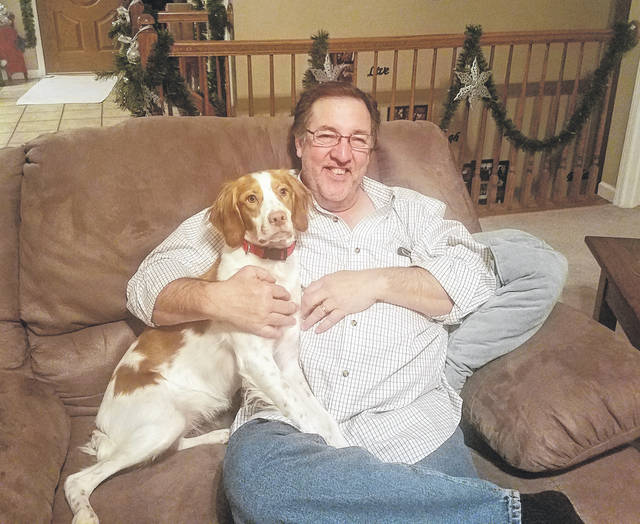Danielle Coots | News-Current Marshal Anderson is a retired resident in Beavercreek with a new business Petsitters of Miami Valley.
