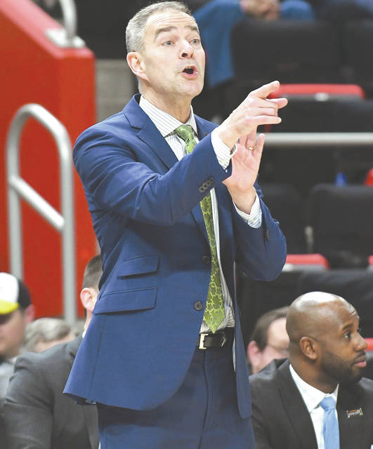 WSU men's basketball coach Scott Nagy was named NABC District 12 Coach of the Year.