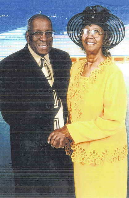 Pastor Dr. J. Douglas Walls and wife, Donna.