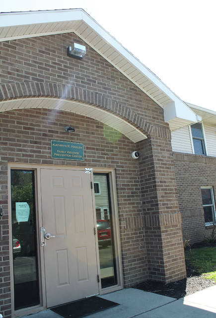 File photo  In 2017, Family Violence Prevention Center at 380 Bellbrook Avenue in Xenia provided 12,453 nights of safety, the highest number of shelter nights in its 39-year history.