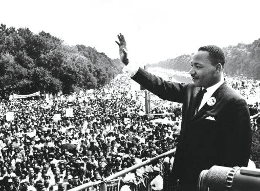 """Submitted photo King, a clergyman, activist and prominent leader of the civil rights movement, received the Nobel Peace Prize for his efforts to end racial discrimination and was known for his """"I Have a Dream"""" speech."""