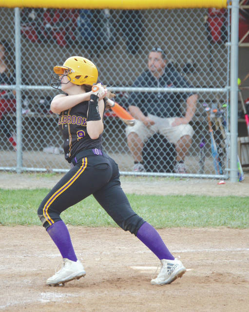 Bellbrook's Kaley Clark enjoyed her sophomore season. She led the Greene County area in hitting with a .667 average and clouted six home runs.