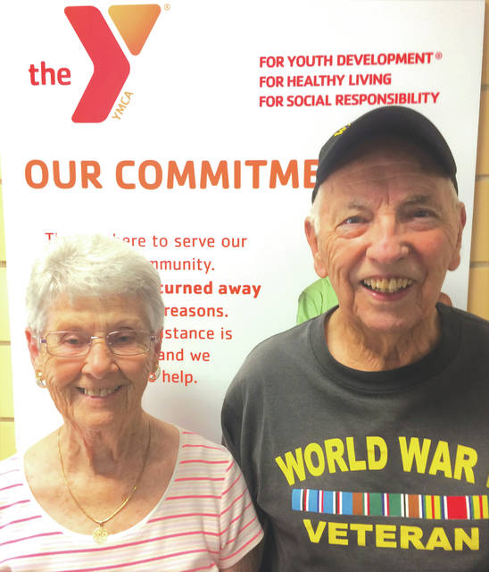 Fran and John Richardson of Bowersville are national finalists for the SilverSneakers Swanson Award, which recognizes a SilverSneakers fitness program member who who has improved their lifestyle through a healthy lifestyle of physical activity while inspiring others along the way.