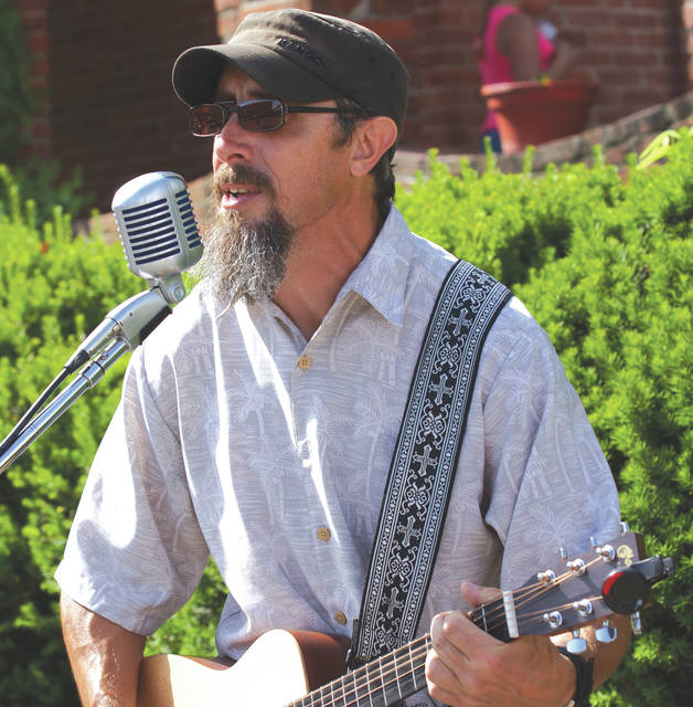 Barb Slone | Greene County News The Yellow Springs Street Fair unofficially kicked off the summer season June 9. Street Fair attendees enjoyed food, handmade vendors, live music, street performers and more.