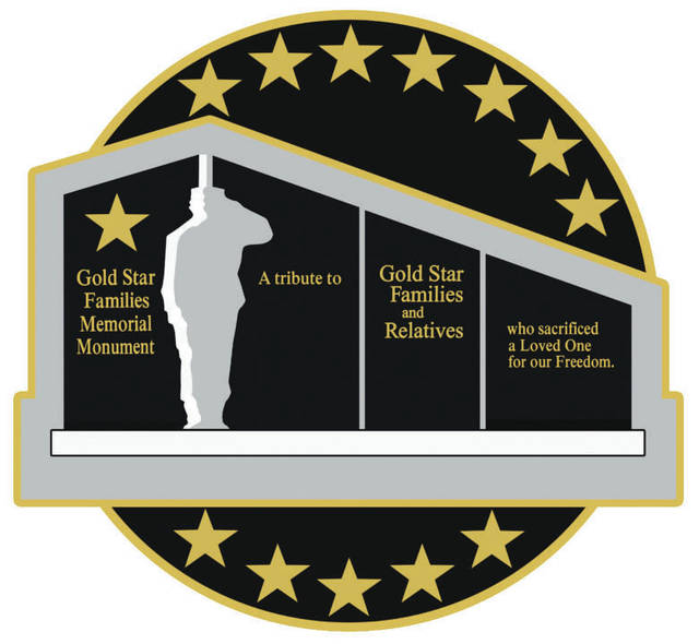 Submitted graphic The Gold Star Families logo.