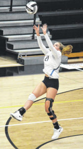 Fairborn swept out of volleyball tourney