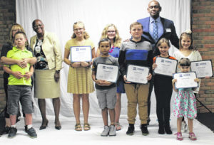 Xenia recognizes kids of character