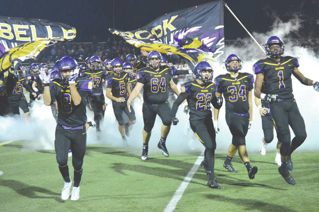 Division III Southwest District Coach of the Year Jeff Jenkins credited his senior-dominated Bellbrook High School football team with his success this season. Bellbrook finished the year with a 10-1 record and was ranked No. 2 in the final regular season D-III state poll.