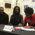 XHS standout signs with UC