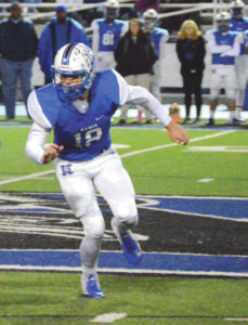 Division I, II players earn All-District