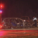 Road conditions cause fatal accident