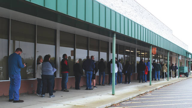 Polls will be open Tuesday, Nov. 6 from 6:30 a.m. to 7:30 p.m.