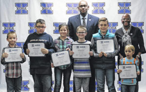 District honors kids of character