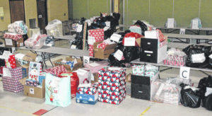 United Way helping provide gifts
