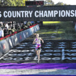 Ewert fourth in national race