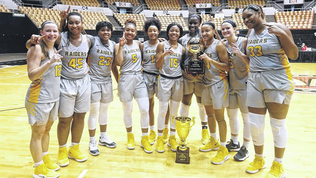 Photo courtesy of WSU Wright State University women's basketball wins challenge in Music City Boardwalk Bracket
