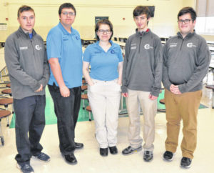 IT students medal at BPA competition