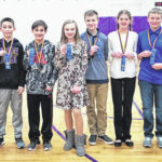 Bellbrook science fair winners