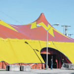 Circus in town this weekend