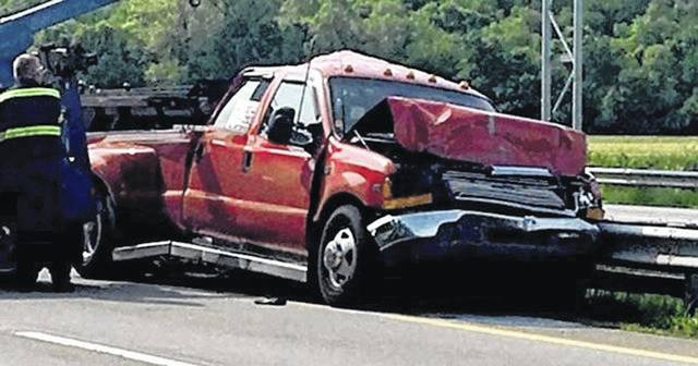 Crash shuts down U S  35 - Xenia Gazette