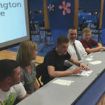 Clark signs to play for Quakers