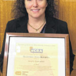 Common Pleas court reporter earns national certification