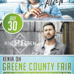 Jimmie Allen, Riley Green to perform at Greene County Fair