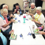 Senior center has busy June planned