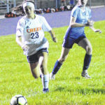 Cash withdraws from 'Creek girls soccer