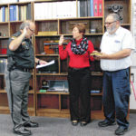 Goff sworn in as county engineer