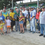 Riders, trainers double harness racing wins
