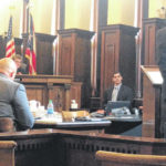 Jury deliberating in child rape trial