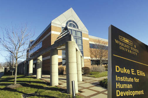 Submitted photo The Ellis Human Development Institute is located at 9 N. Edwin C Moses Blvd. in Dayton.