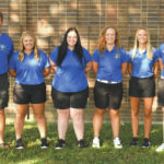 Buccaneers bring home first-ever girls team golf trophy