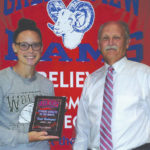 Rutherford named Greeneview Athlete of the Month