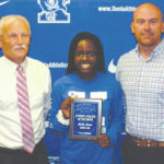 Jones named XHS Athlete of the Month