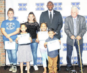 Kids of Character honored