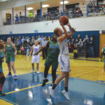 Knights fall in home opener