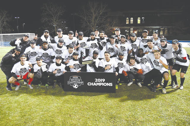 The 2019 Horizon League Champion Wright State University men's soccer team will open NCAA tournament play on Thursday, Nov. 21 against the University of Notre Dame.