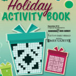 Holiday Activity Book 2019