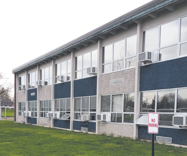 A visioning committee recommended replacing the old and outdated Warner Middle School.